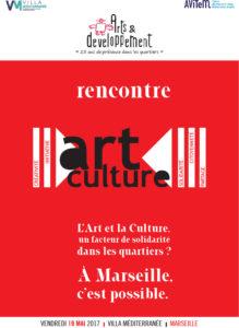 Rencontre Art et Culture dans les quartiers