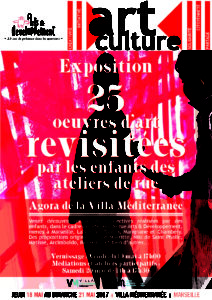 Exposition 25 oeuvres d'art revisitées